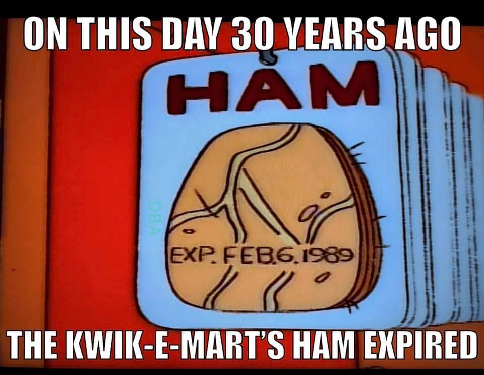 Mmmmmmmmm Cheap ham