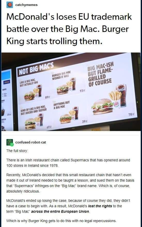 Fast Food Banter