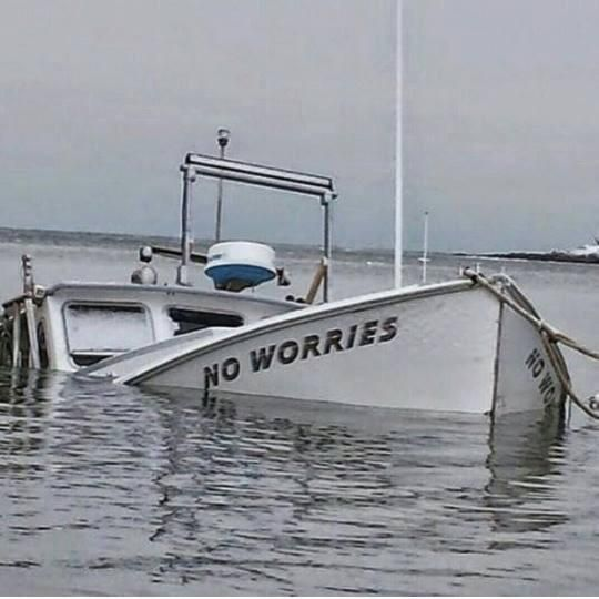 What's the best boat name you've seen?