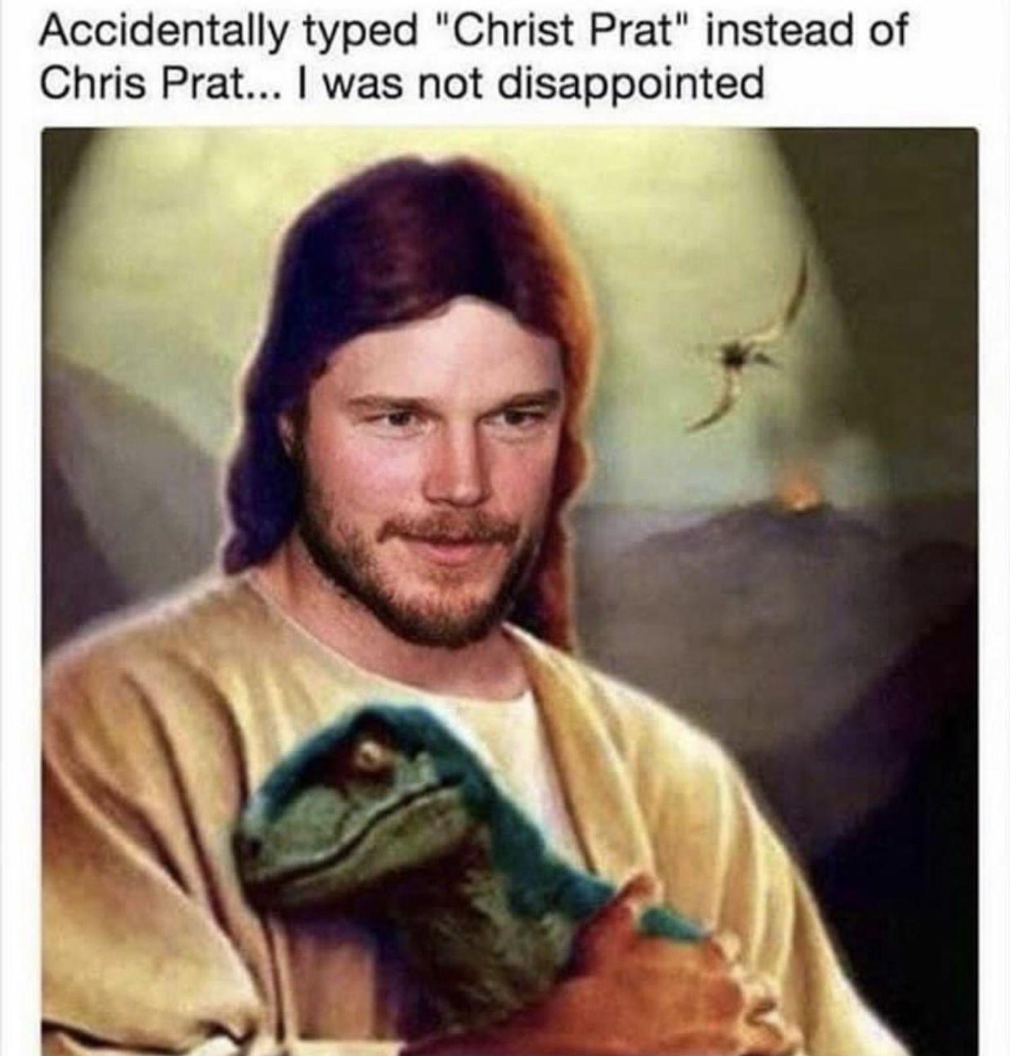 Christ Pratt