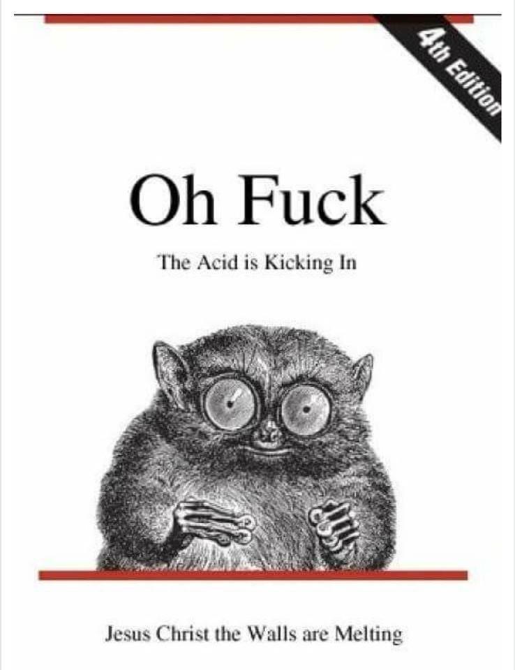 ABCD LSD, Gummi bears are chasing me