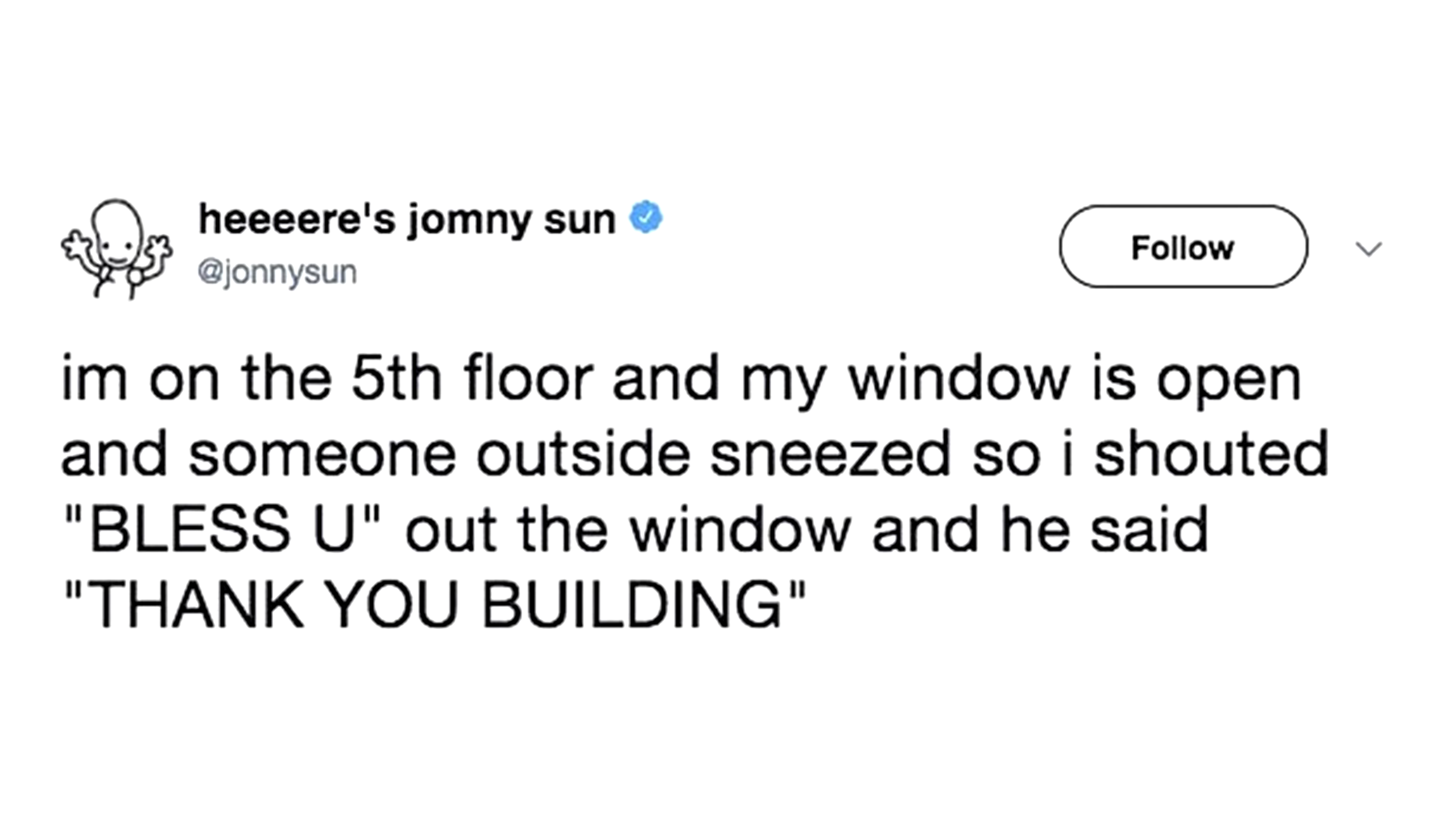 what a wholesome building