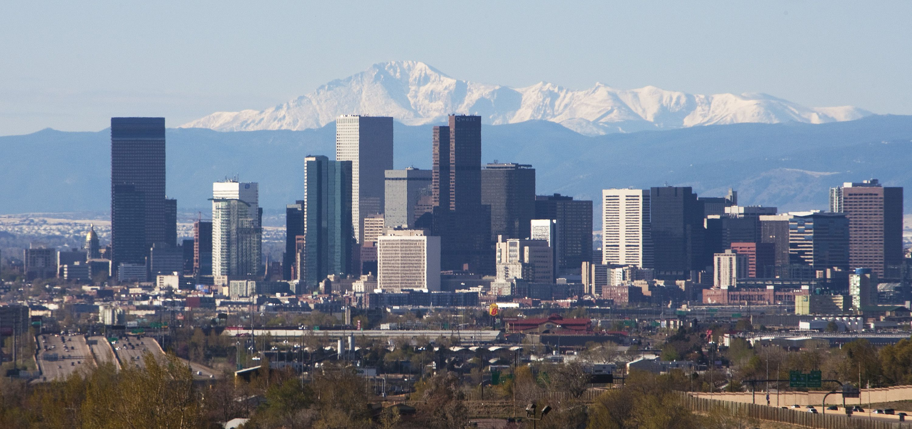 "Let's be real. Denver was founded when a bunch of settlers already worn out after crossing the plains saw the Rocky Mountains and said ""*** that, I quit."""