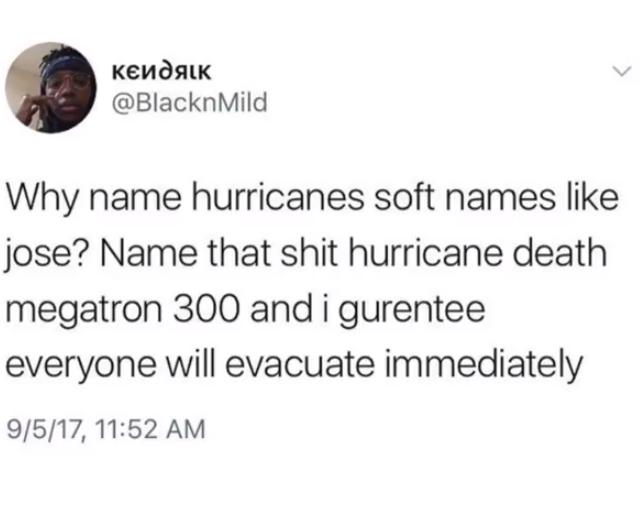 Hurricane death megatron 300