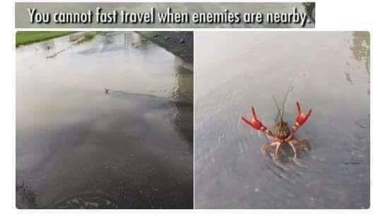Hehe im the worst enemy