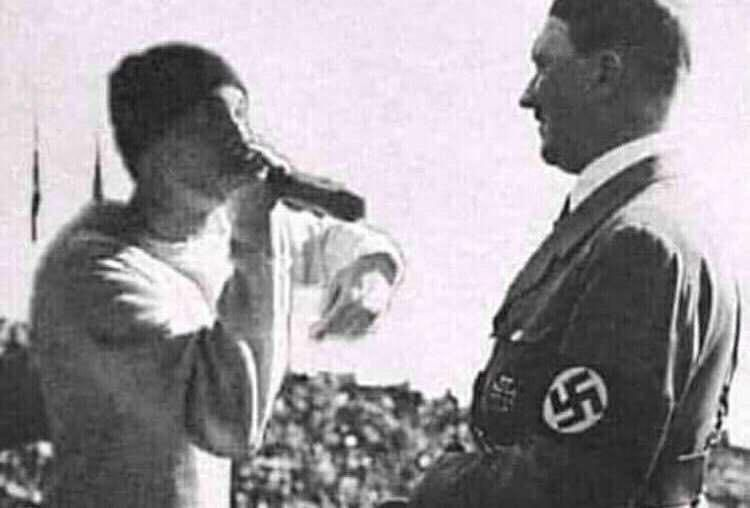 Eminem ending WWII in the 3rd round