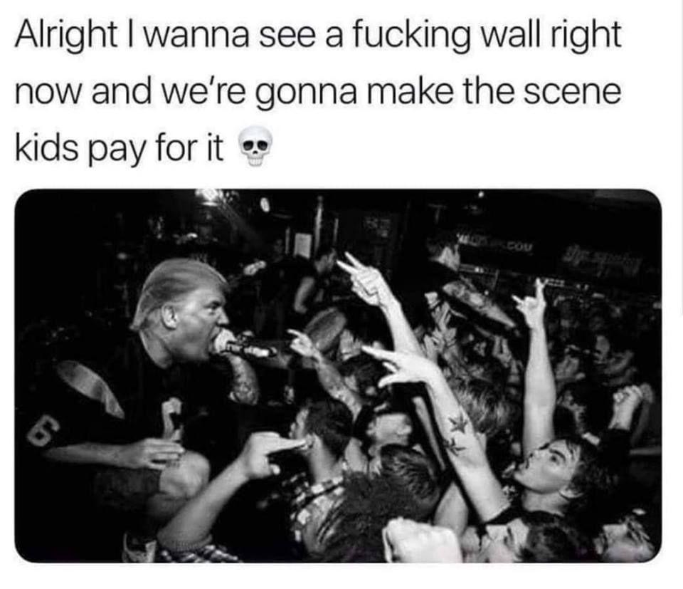 ***ing Wall