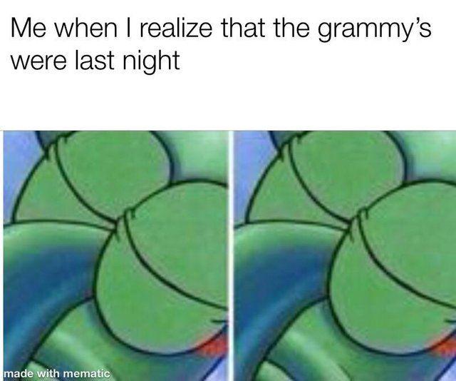 did I miss something meme worthy?