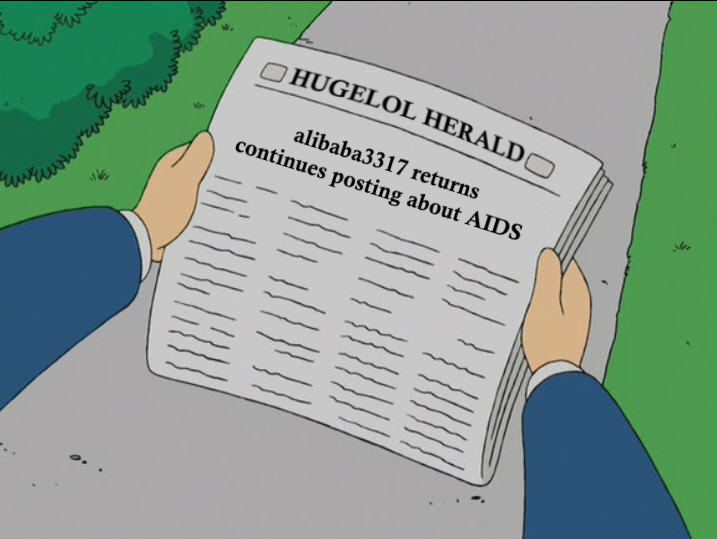 Extra! Extra! Read all about it