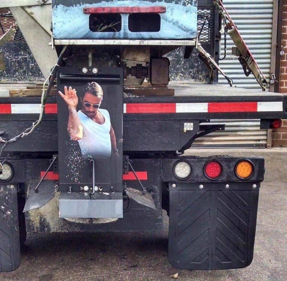 Salt Truck Bae