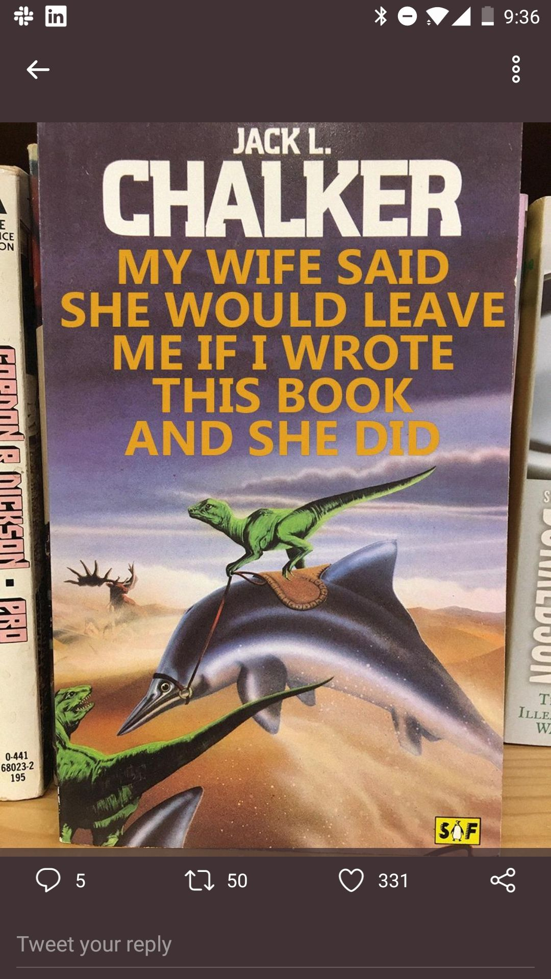 Used bookstore gold