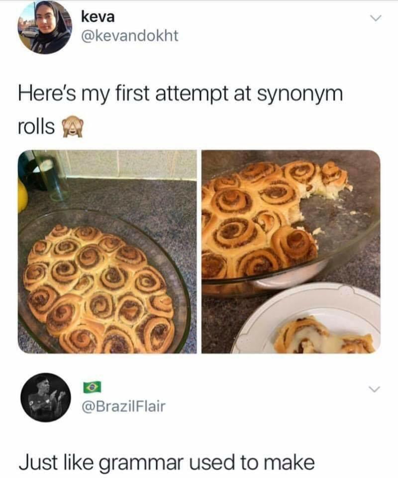 Mmmmm taste e