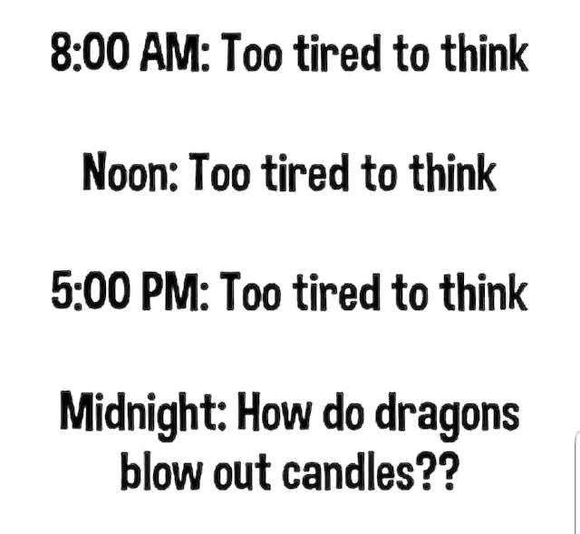 My daily struggle...