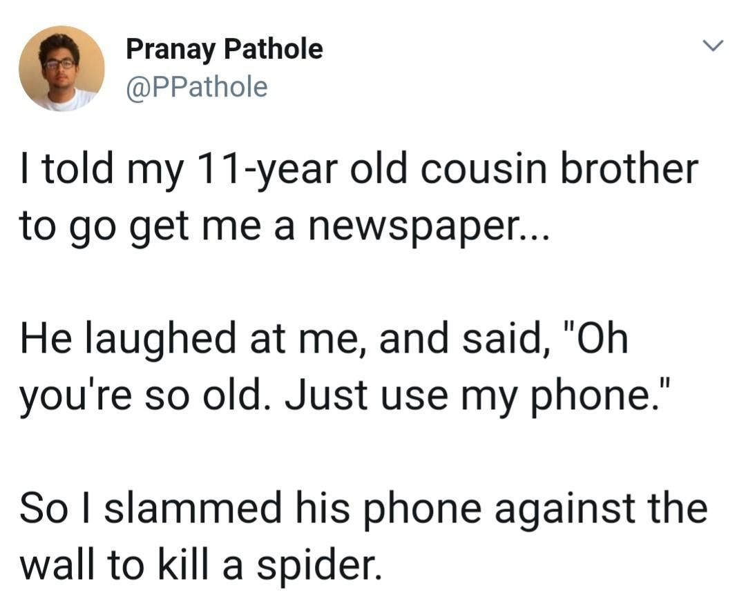 Spider killing machine