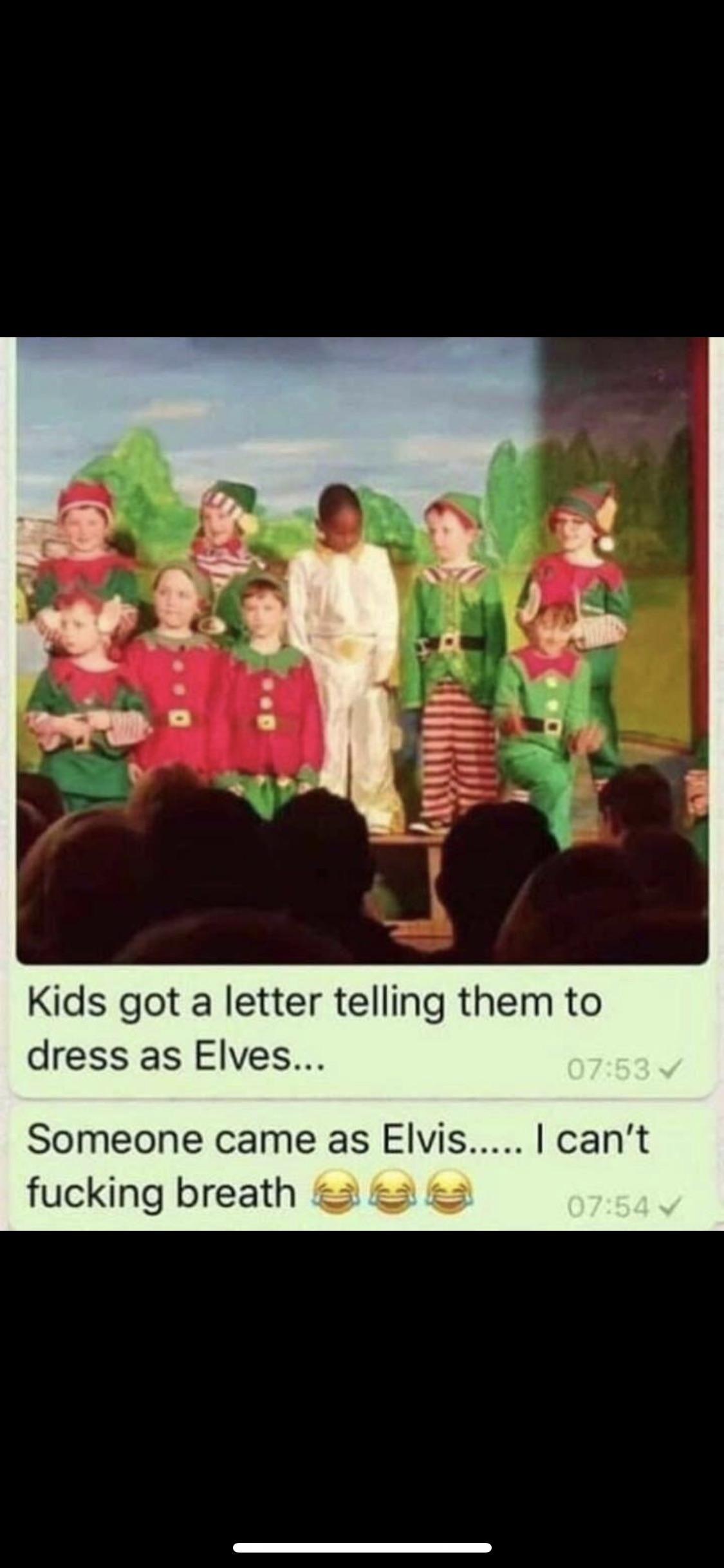 Elves Presley