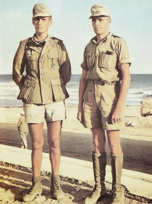 People who think Rhodesia made shorts sexy, dont know about these hotties