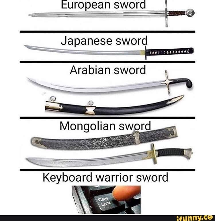 Swords of the world