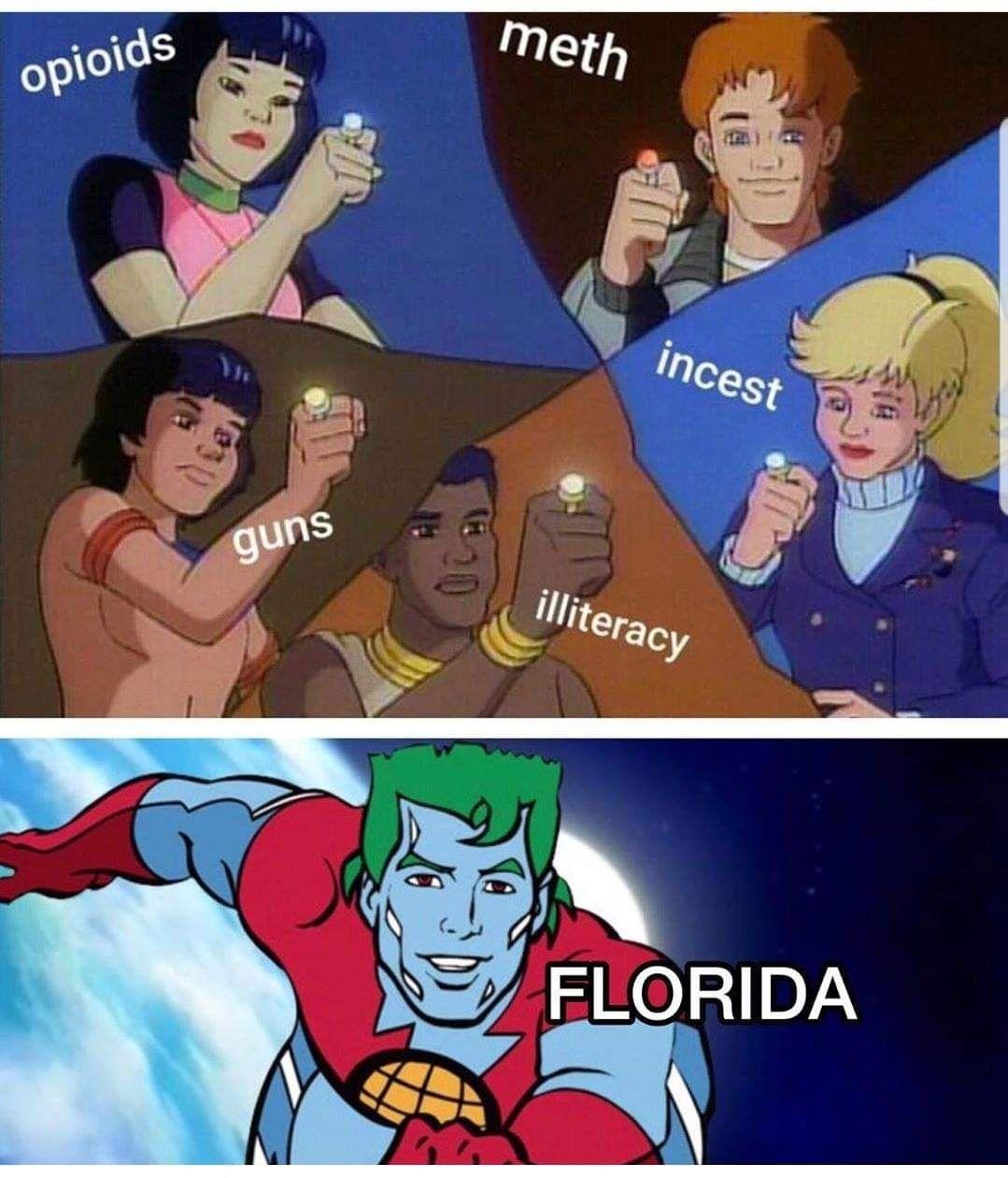 The birth of Florida man