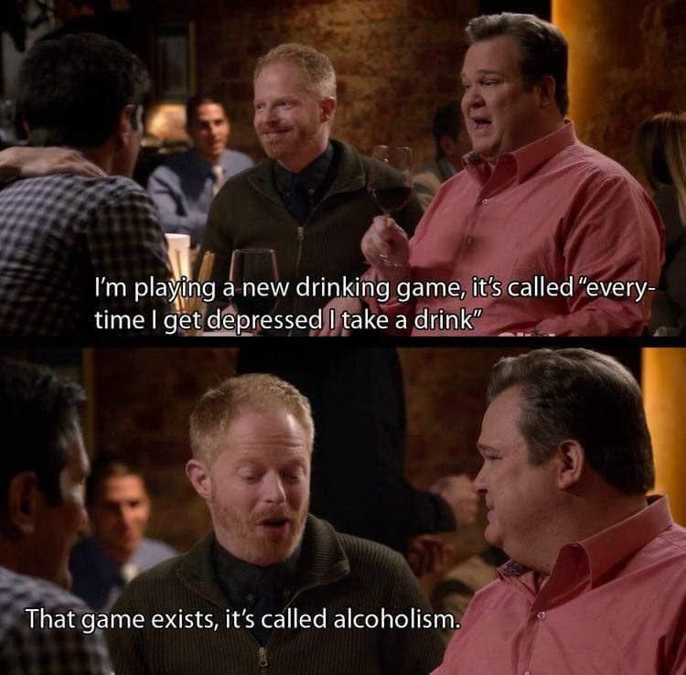Modern family coming in hot