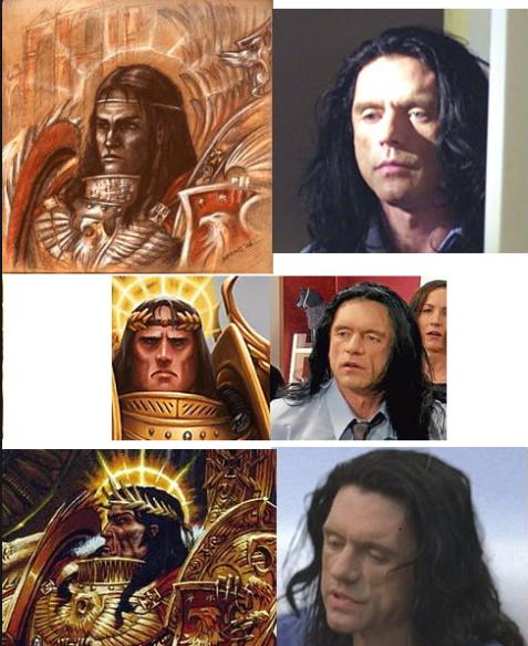 Oh, hi Horus