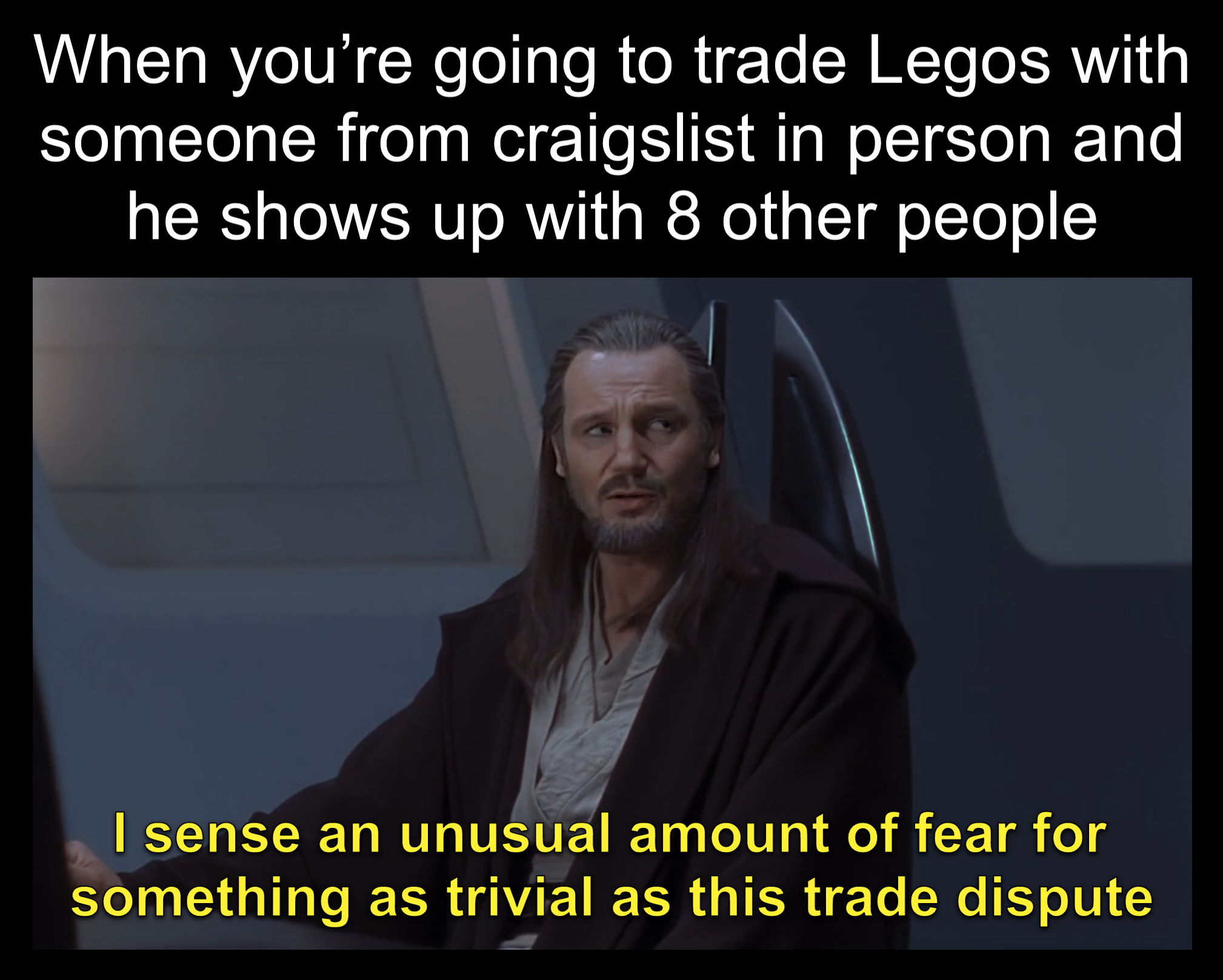 The negotiations were short