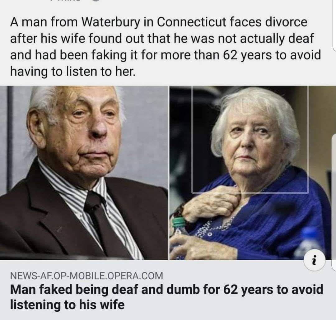A legend or w fool?