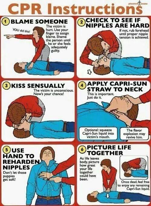 CPR pro-tip