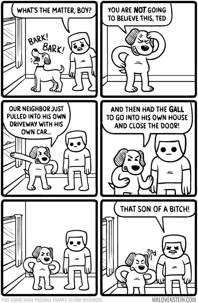 One of my favourite comics