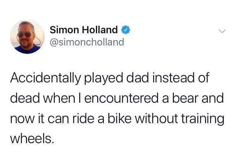 He still won't use the bike lane