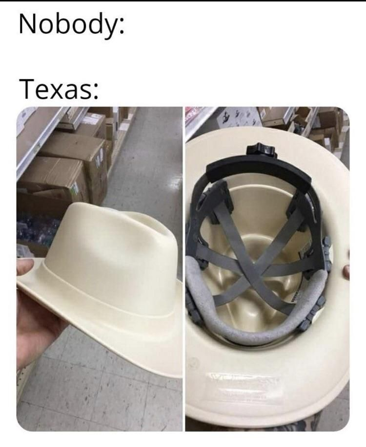 Texans are a whole 'mother thing