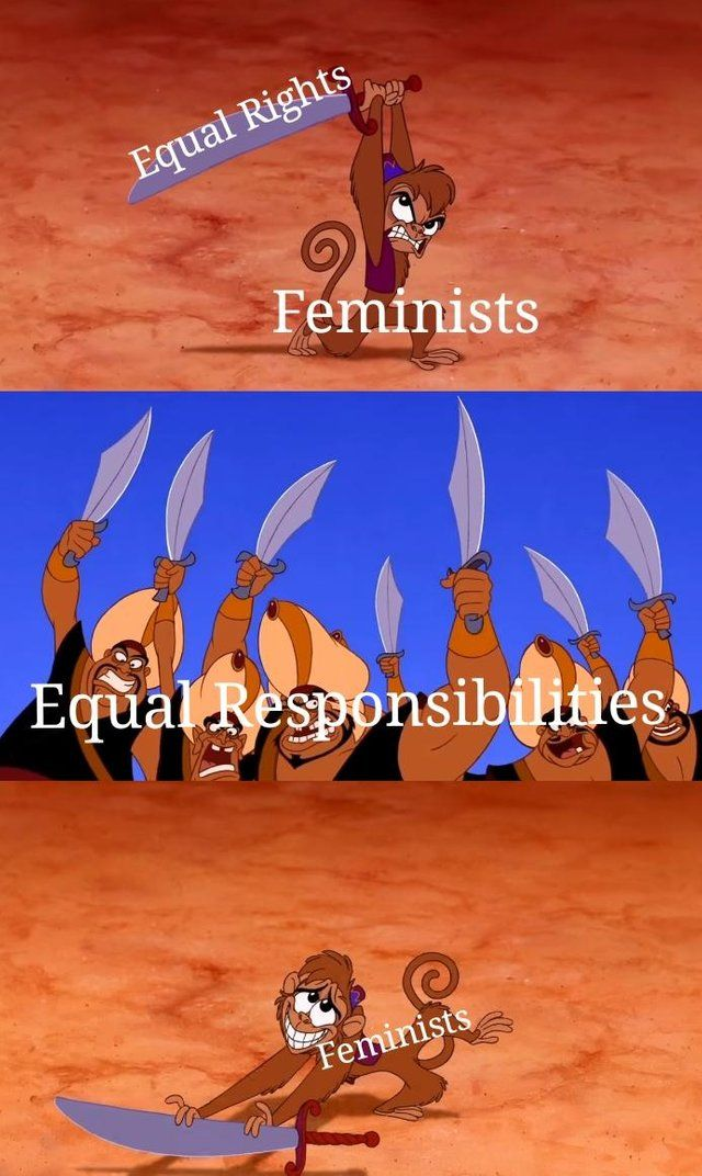 bUt wAIt ThATs n0T reAL FeMIniSM