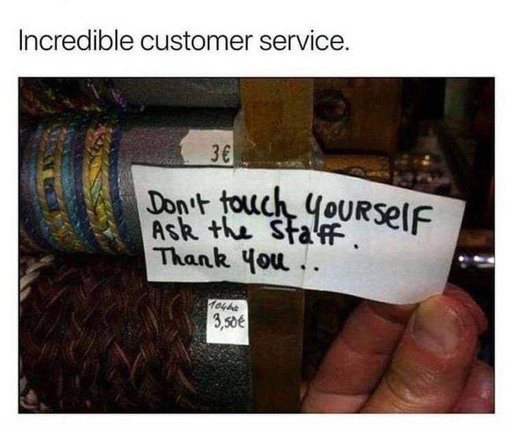 Best service ever!