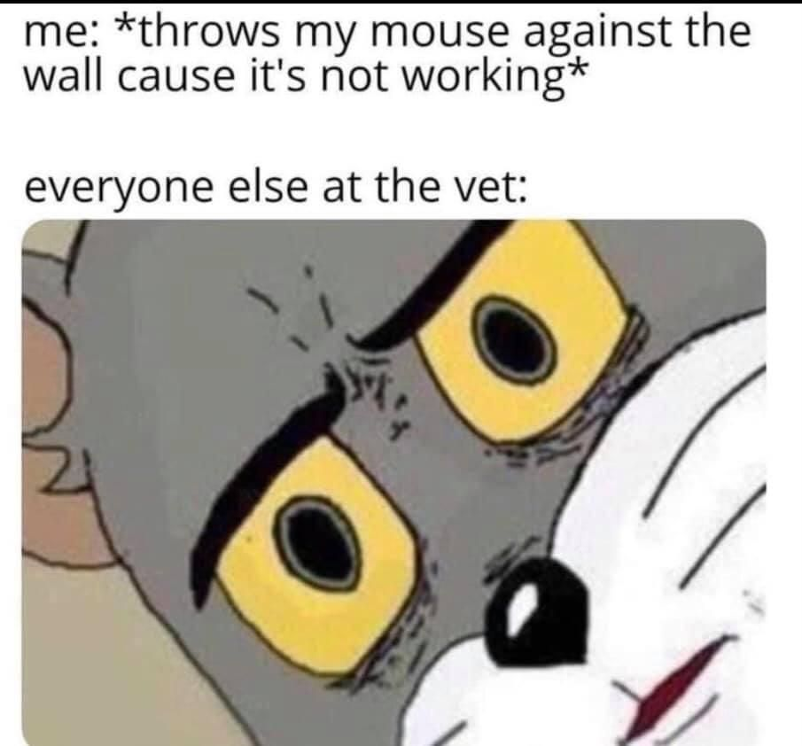 Vets hate this trick