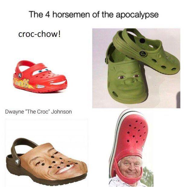 big croc energy