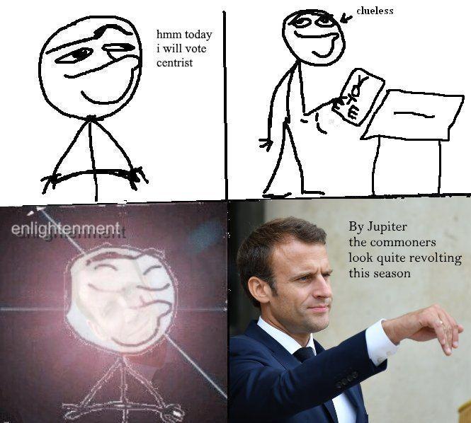 Centrist memes? Centrist memes.