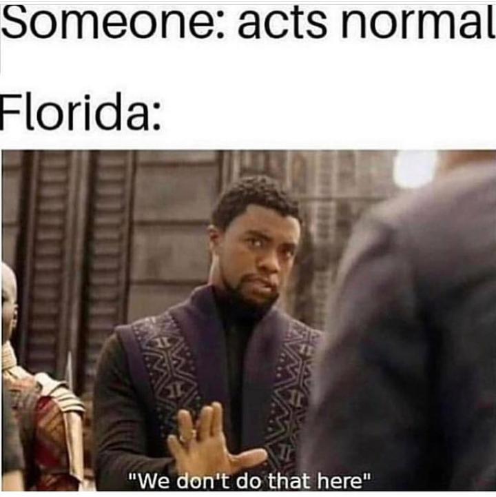 Florida high af