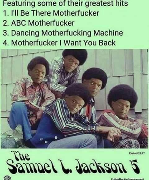 The Samuel L. Jackson 5