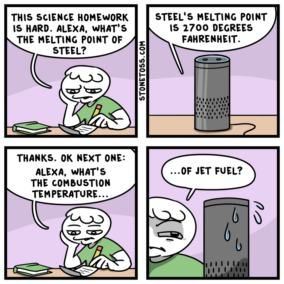 So Alexa, what is it then?