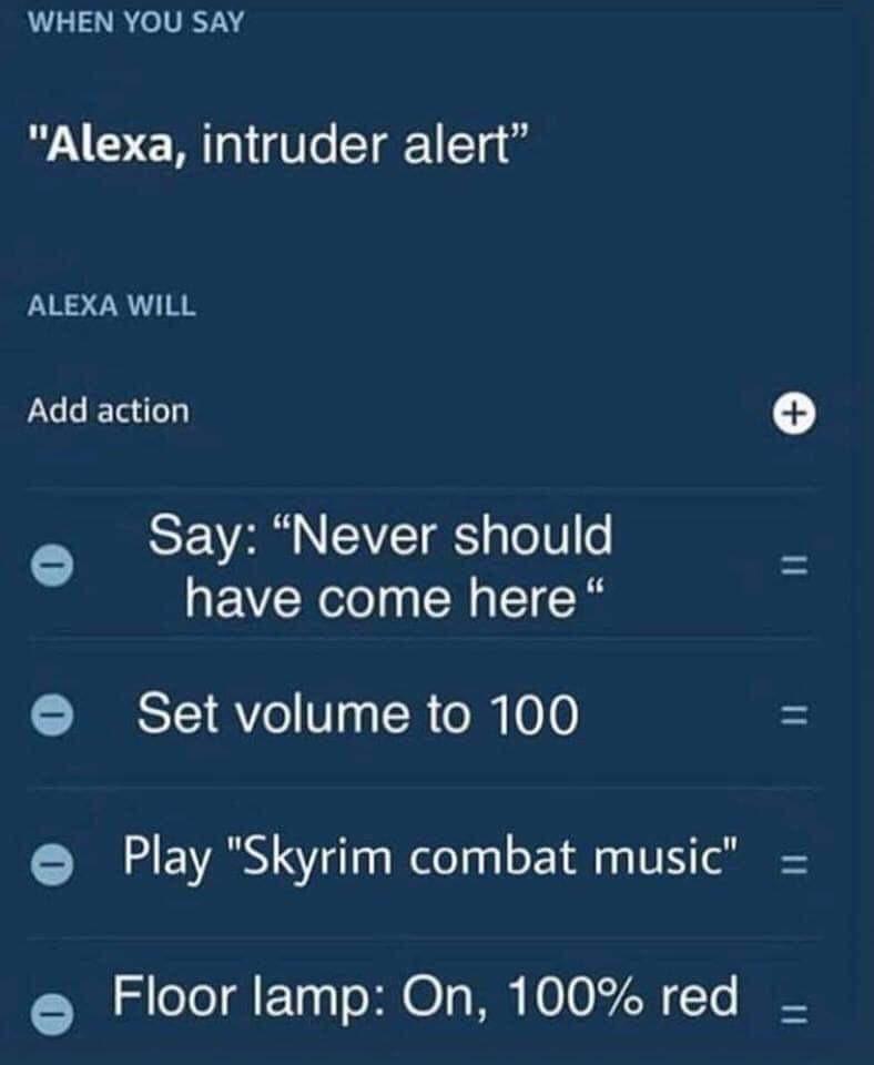 An absolute must