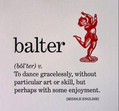 Looooove baltering