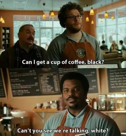Could I have some coffee?