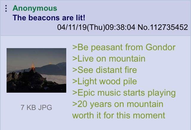 Anon in LOTR