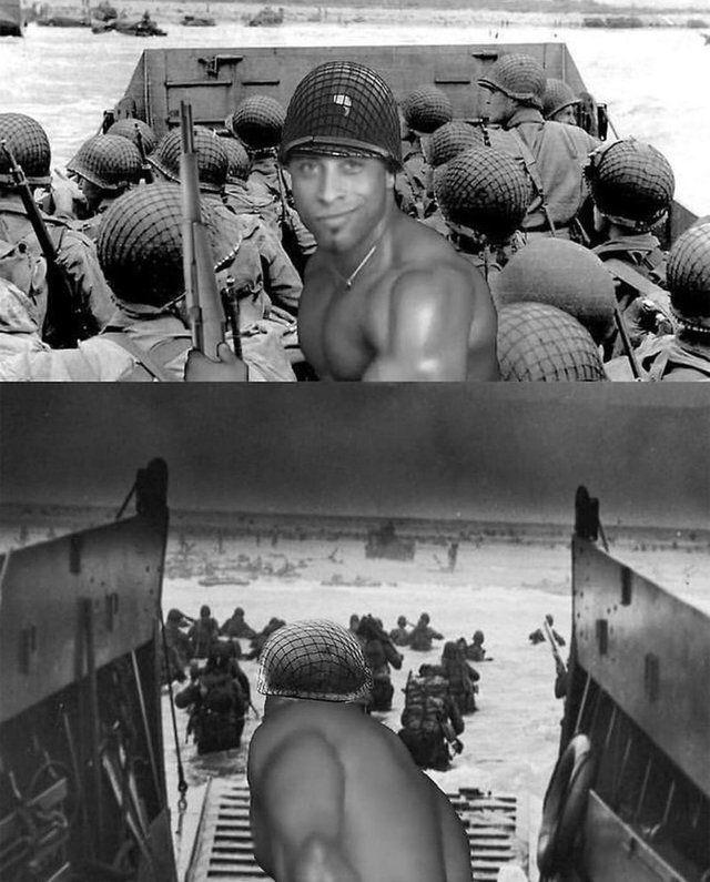 Ricardo the brave soldier