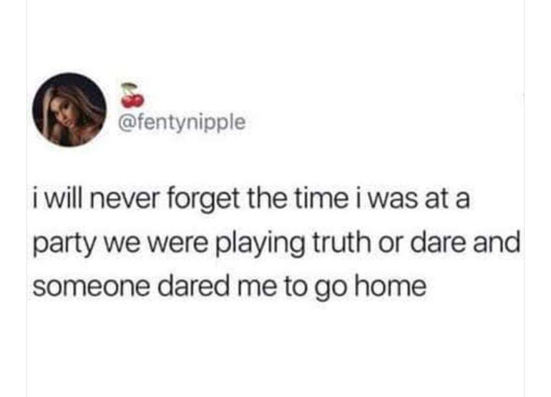 Dare you!!!!!