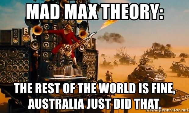 Mad Max Theory