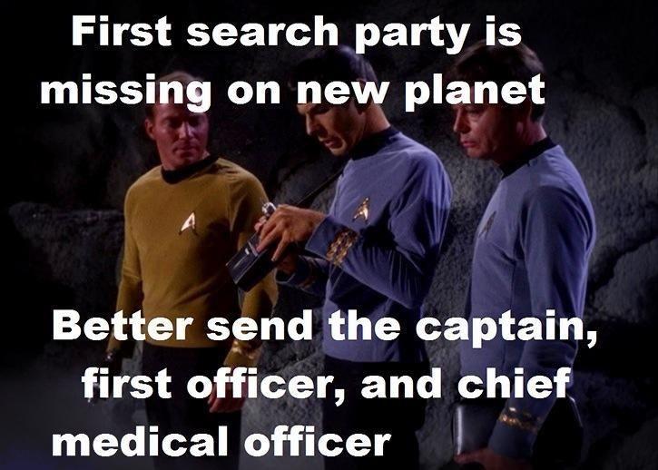 Trek logic
