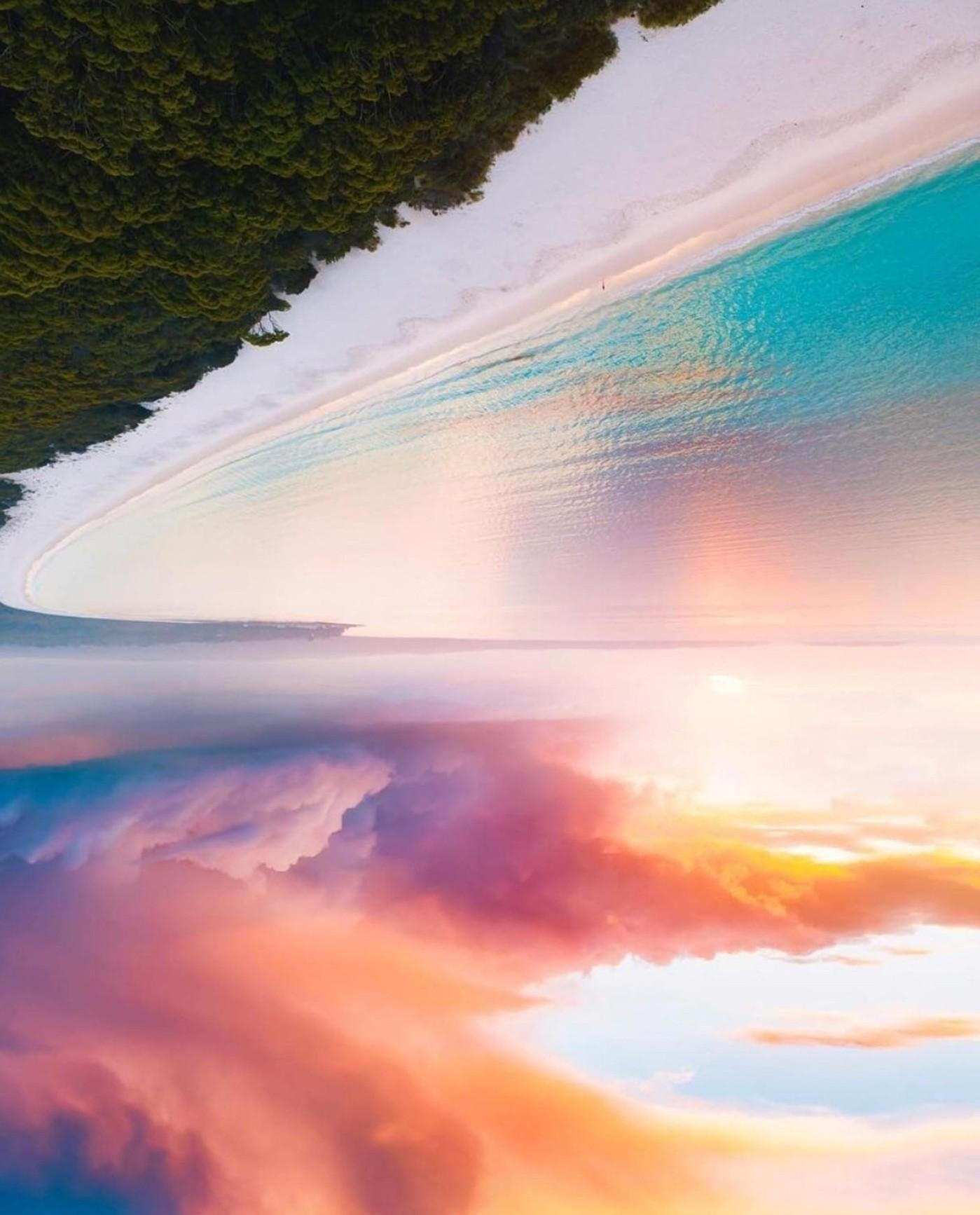 Beautiful Australian sky