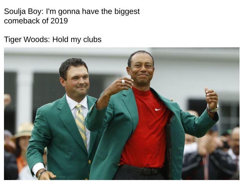 Crank those clubs