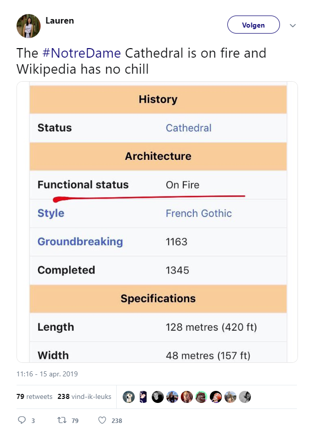 Wikipedia has no chill