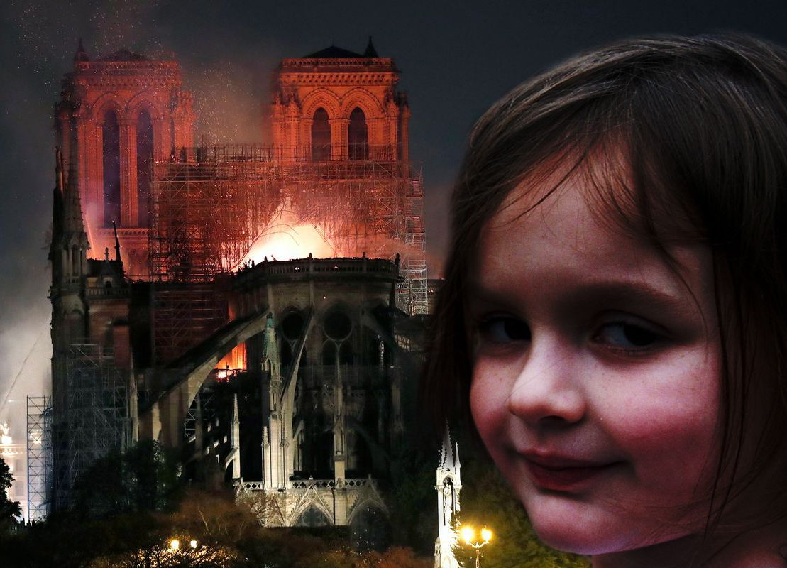 """""""The only church that illuminates is the burning church"""""""
